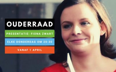 Ouderraad: Fiona Zwart presenteert nieuw programma met praktisch advies voor bezorgde ouders