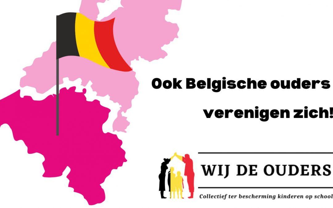 Wij de Ouders België is gelanceerd!